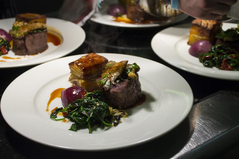 Our A La Carte Restaurant