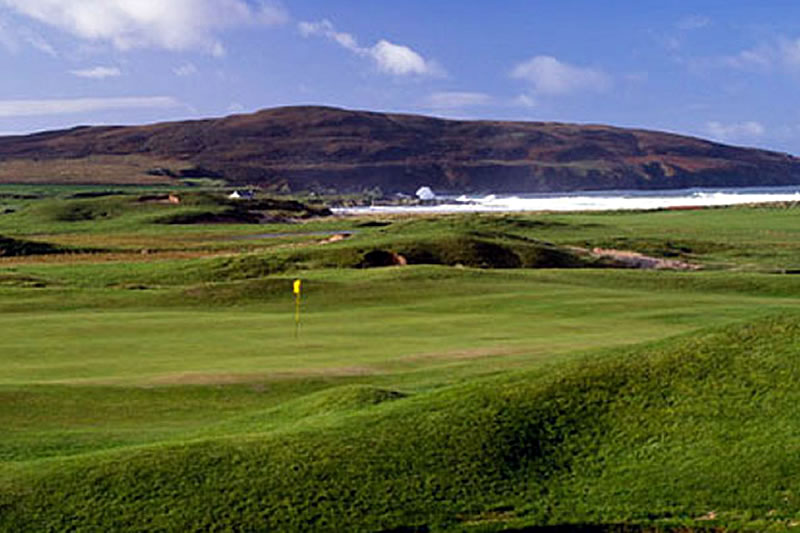 Golf on Islay