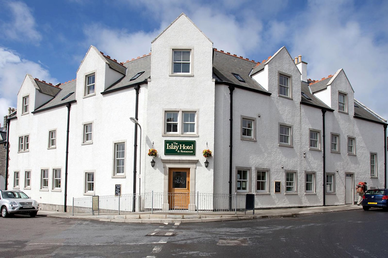 The Islay Hotel today