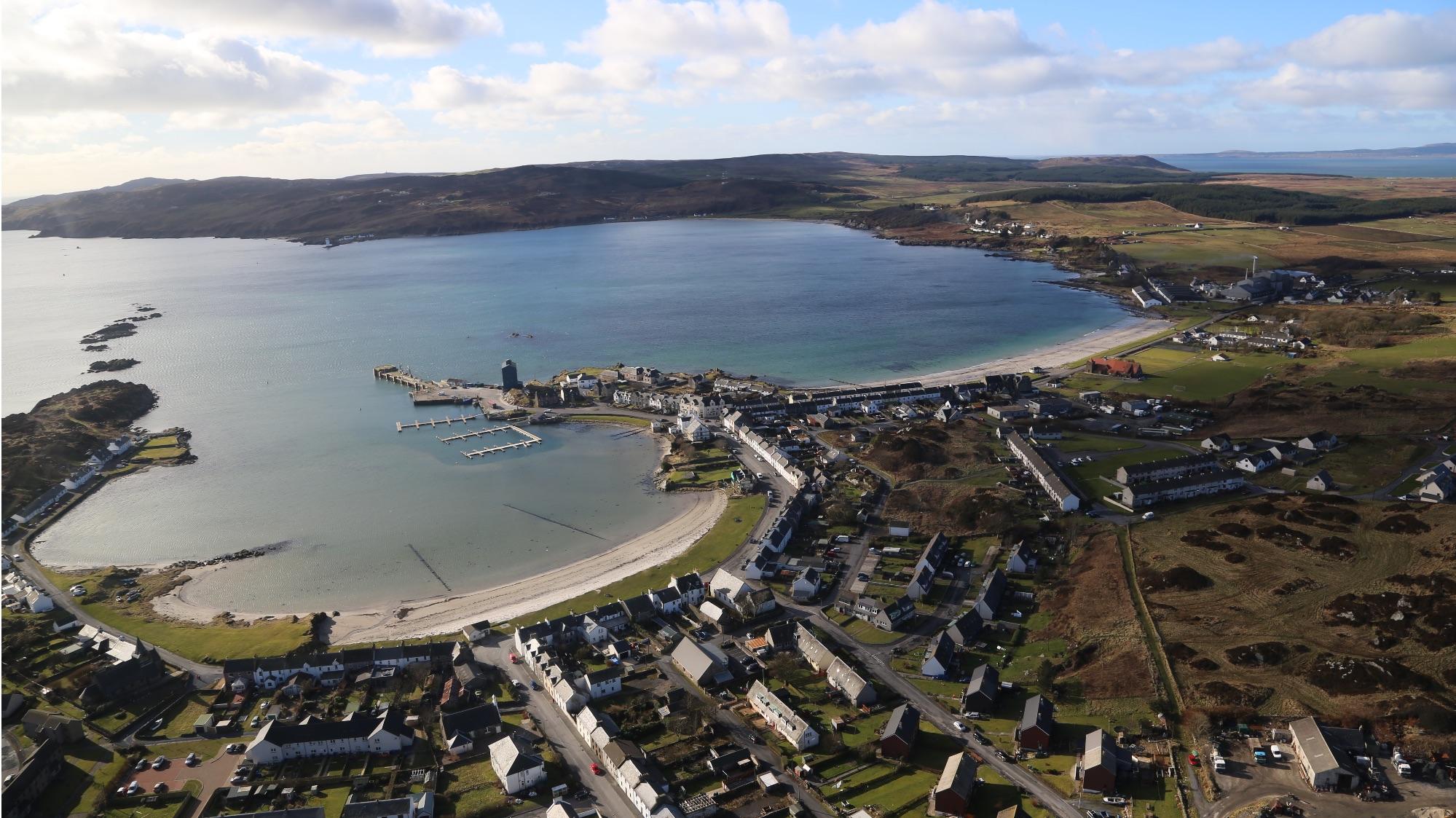 Port Ellen Bay