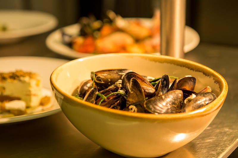 Islay Mussels